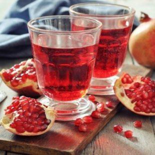 Pomegranate's benefits