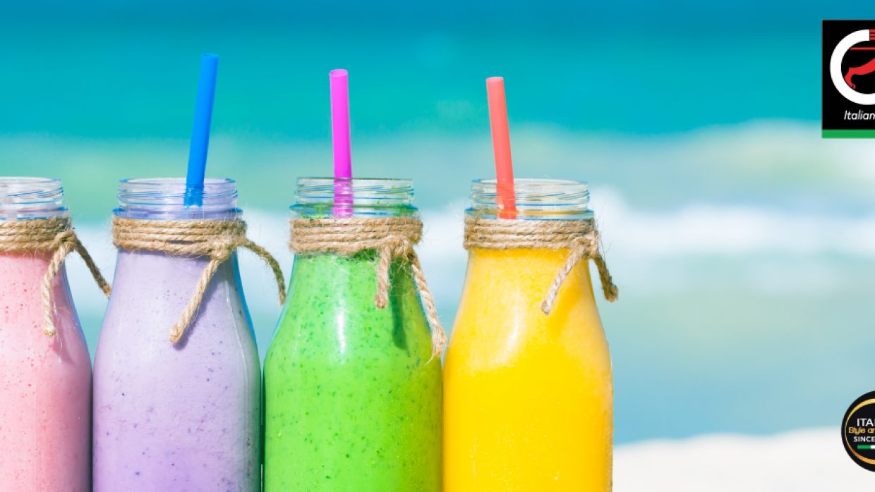 Fresh Fruit, Smoothies, Energetic Food, Beach, Relax and it's SUMMER!