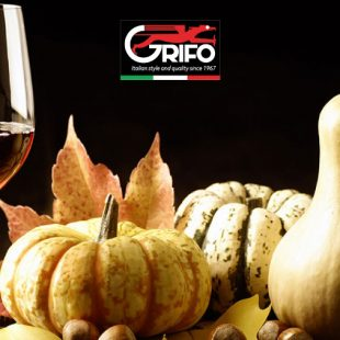 Create your cellar with Grifo's GRAPE CRUSHERS and GRAPE STALK REMOVERS!