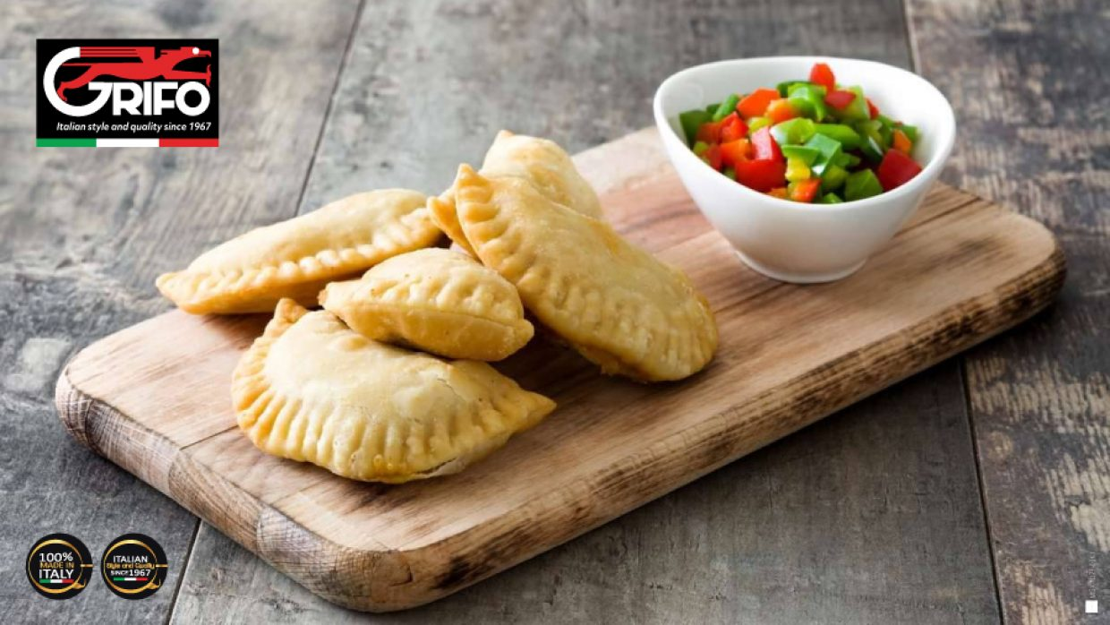 Empanadas at home with Grifo's MEAT MINCERS!
