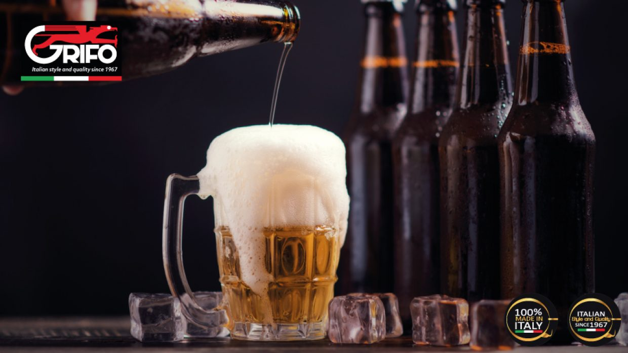 Fun facts about beer, discover them with Grifo!