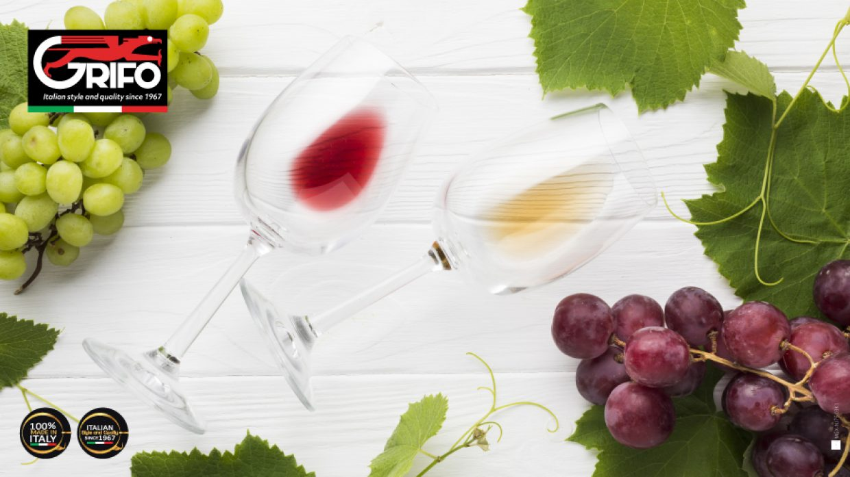 Red wine or white wine? Find out with Grifo!