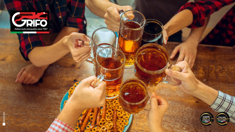 Oktoberfest? Home-made beer is better!