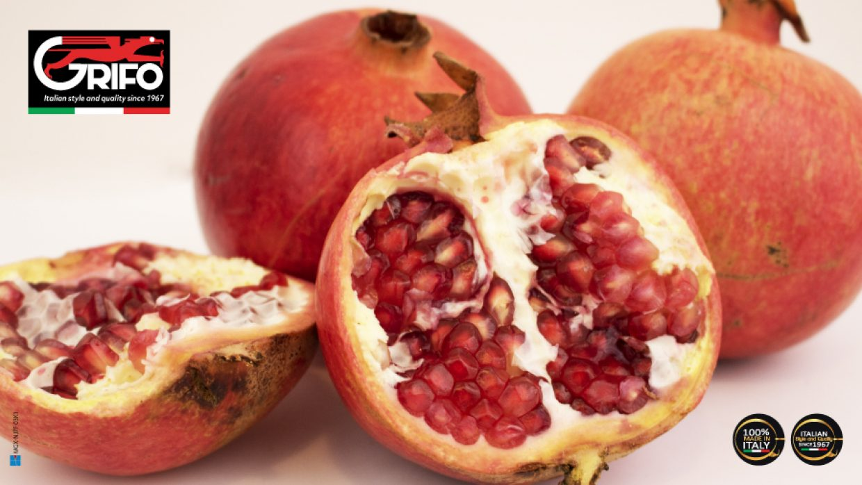 The pomegranate and its properties … Discover them with Grifo!