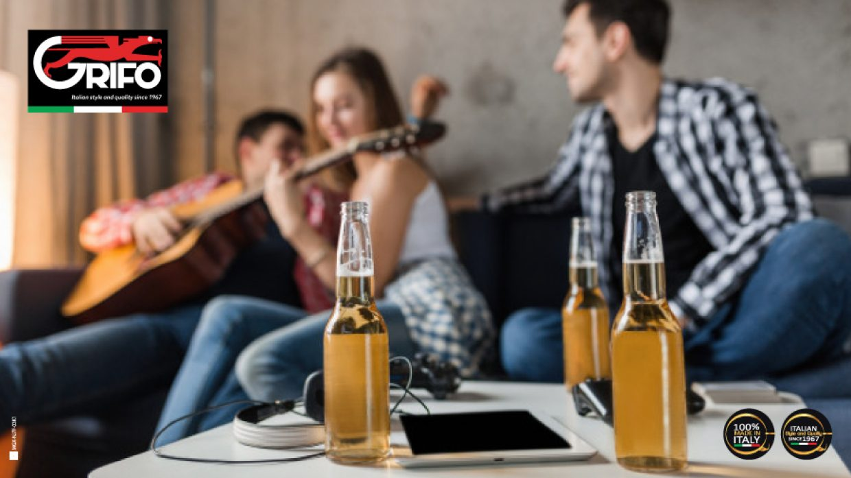 Beer: Italians also experiment during the lockdown!