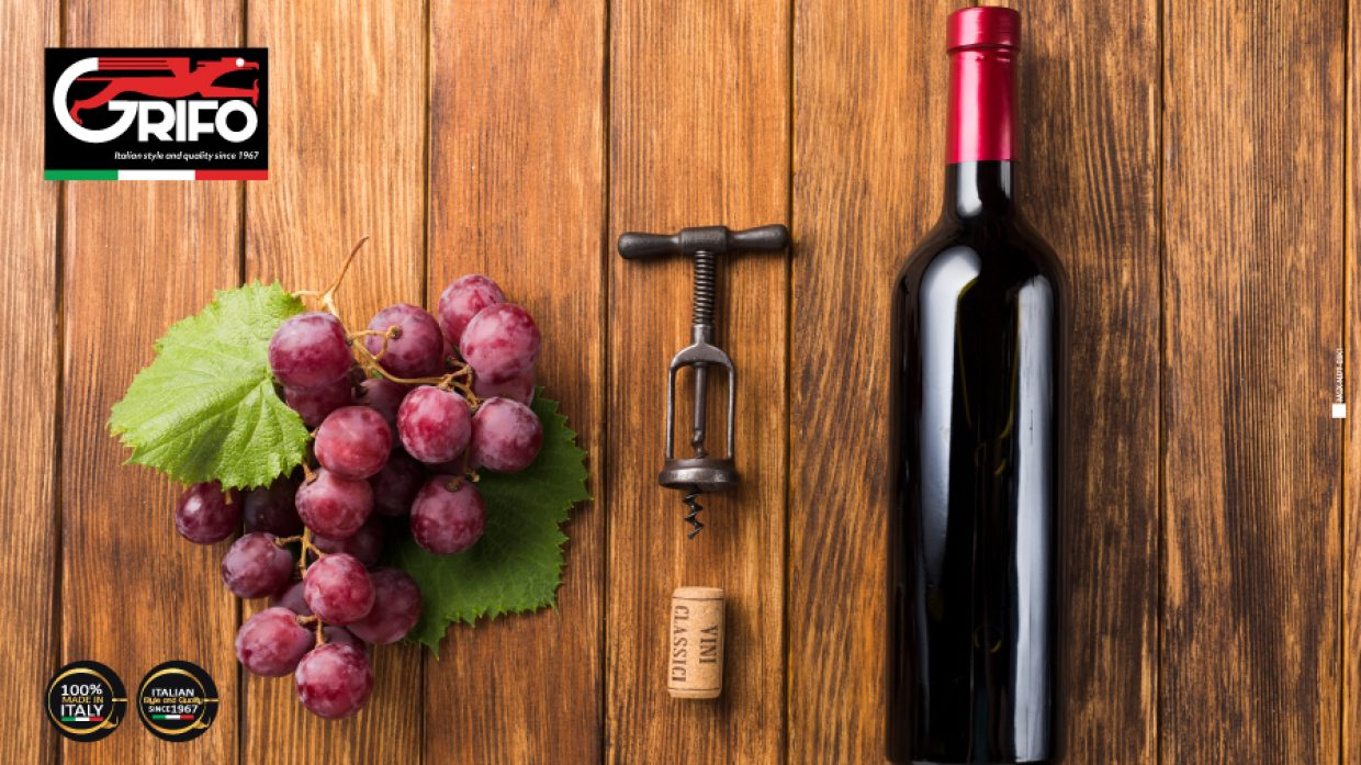The art of the wine producer.