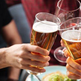 Beer is the summer drink!