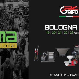 Grifo participates in the EIMA Green 2021 fair!